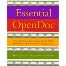 Essential Opendoc: Cross-Platform Development for Os/2, Macintosh, and Windows Programmers