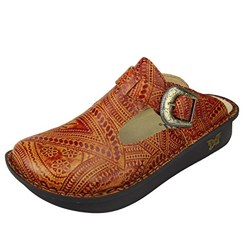 Alegria Womens Classic Clog Wild West Whisky