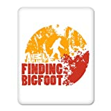 Finding Bigfoot Circle iPad Case