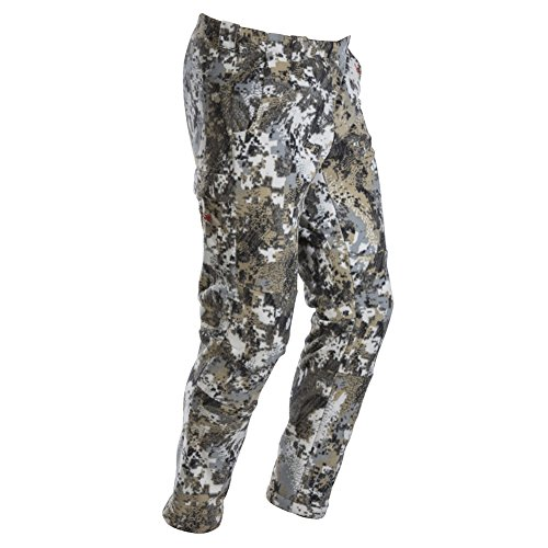 Sitka Youth Stratus Pant, Optifade Elevated II, Youth Medium Windstopper Fleece Pants