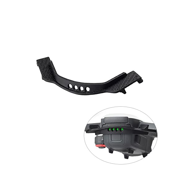 Amazon.com: Best Accessories for DJI Spark!!! Jumberri Battery Buckle Protective Case Bundle Fastener Anti-Slip Straps Lock: Home & Kitchen