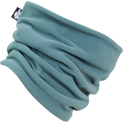 Turtle Fur Double-Layer Midweight Fleece Neck Warmer, Tree Top, One Size