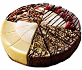 Suzys Four-Flavor Cheesecake Gift Sampler