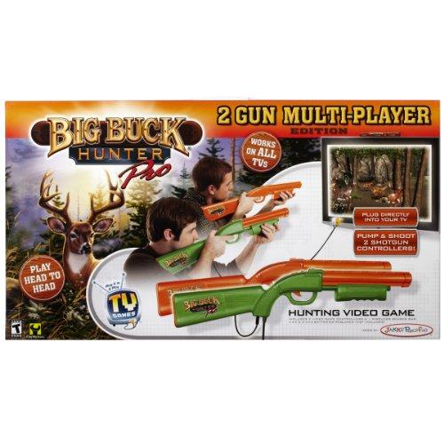 Big Buck Hunter Pro 2 x Pack Big Buck Game