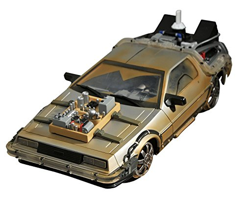 - Diamond Select Toys Back to the Future III: Rail-Ready Time Machine