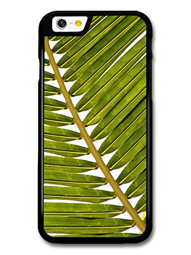 Nature Natural Wildlife Palm Leaf Photography with Beautiful Sky case for iPhone 6 6S