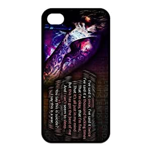 iPhone 4 / 4S Cover,BMTH Bring Me to the Horizon TPU Rubber Phone Case hjbrhga1544
