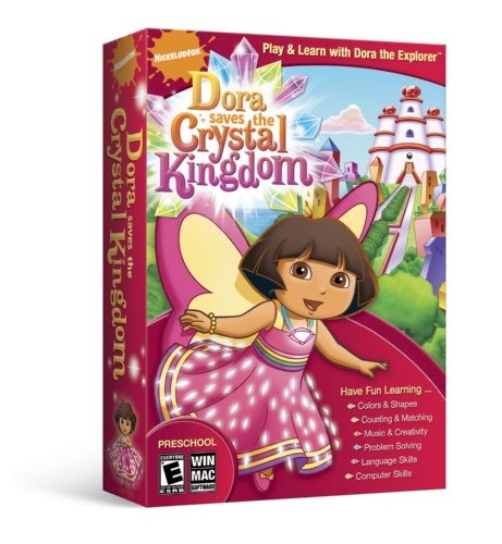 Dora Saves the Crystal Kingdom [Old Version]