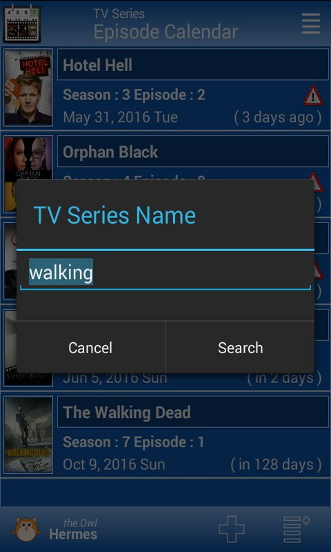 Episode Calendar.Amazon Com Tv Series Episode Calendar Appstore For Android