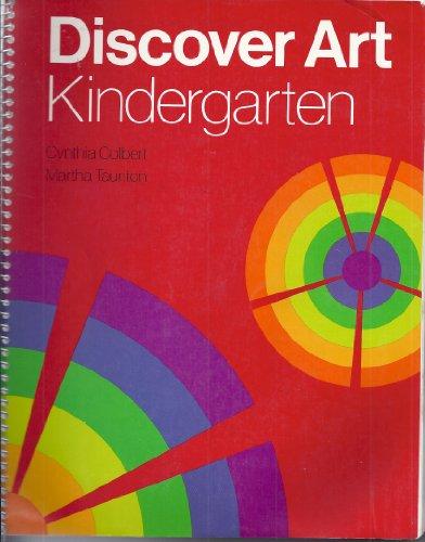 Discover Art-Kindergarten (Kindergarten Kit Series)
