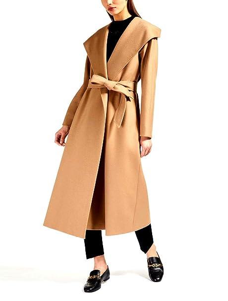 MAX MARA STUDIO Cappotto (46 IT)  Amazon.it  Abbigliamento 2e5daa60e14