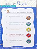 Step up to Writing Handy Pages : Level 2, the 5 Elements of Expository Writing, Auman, Maureen, 1570352178