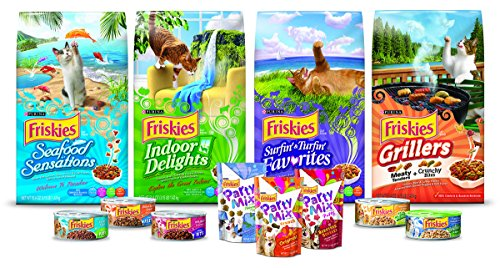 Purina Friskies Prime Filets Turkey Dinner in Gravy Adult Wet Food - (24) 5.5 oz. Cans