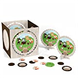 Woodland Creatures - Party Table Decorating Kit