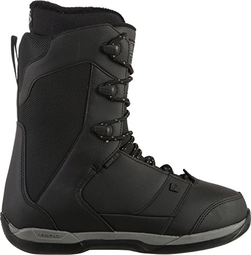 Snowboard Lace Boots Ride - Ride Orion Snowboard Boots 2019 Black 15