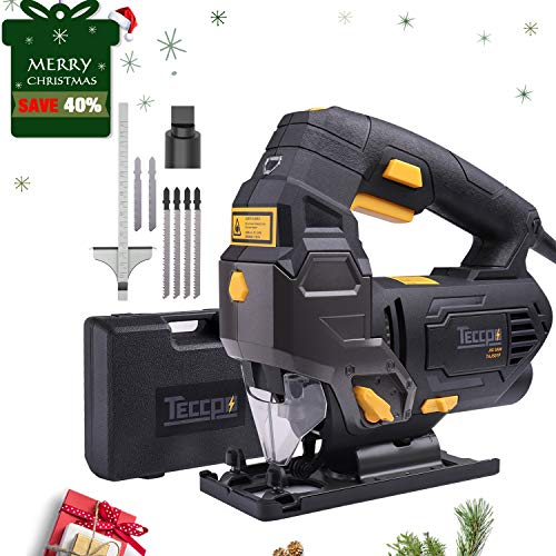 Jigsaw, TECCPO 6.5 Amp 3000SPM Jig Saw with Laser Guide, for sale  Delivered anywhere in USA