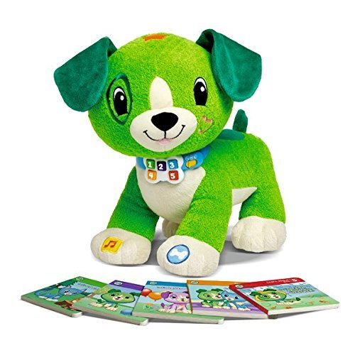 LeapFrog Read with Me, Scout (Violet Scout)