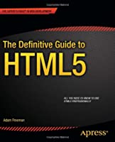The Definitive Guide to HTML5 Front Cover