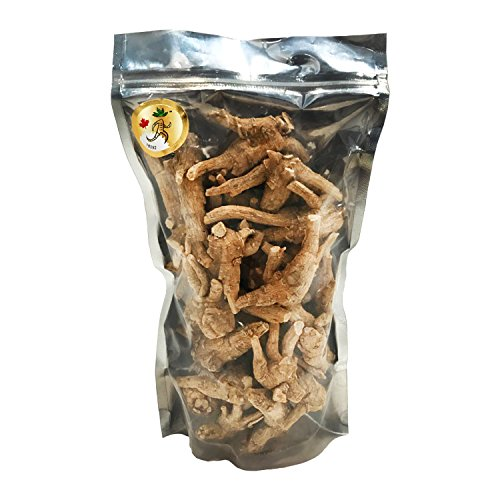 Canadian Vita Ginseng Roots - Certified Authentic Canadian Ginseng || Top Grade 4 Year - Ontario Ginseng