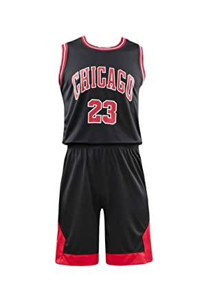 Camiseta de Baloncesto para Hombre Michael Jordan # 23 Chicago ...