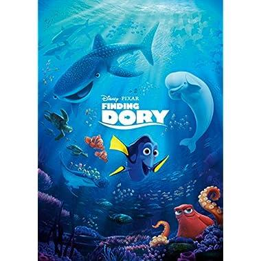 Finding Dory - BD Combo Pack (2BD + DVD + Digital HD) [Blu-ray]