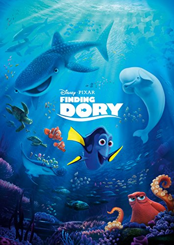 Finding Dory (2016) (Movie)