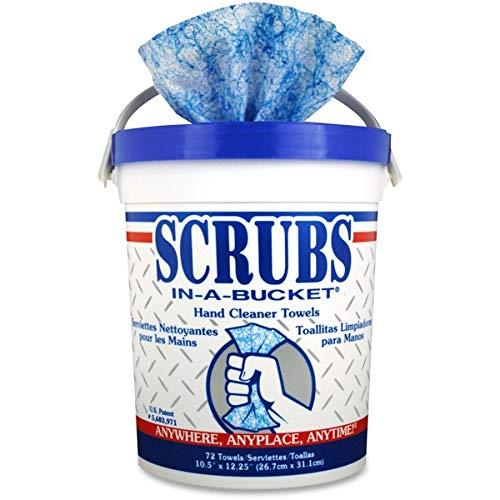 (S.C.R.U.B.S. ITW42272EA - Scrubs Hand Cleaner Towel)