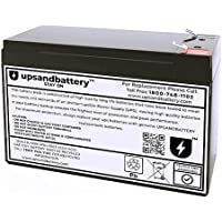 APC UPS Model BE550G-CN Compatible High-Rate Discharge Series Replacement Battery Backup Set - UPSANDBATTERY™
