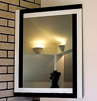 Designer Spiegel U0026quot;Visionu0026quot; 10 Stück   80 X 60 Cm Mit Schwarz