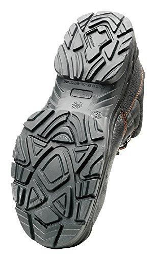 Herock® Workwear–Herock® Zapatos Primus Low Compo S3, Negro, oxHK710-41 negro