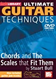 Ultimate Guitar Tech.: Chords & The Scales That Fit Them