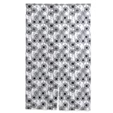 DoubleCW Abstract Door Curtains Privacy Casual