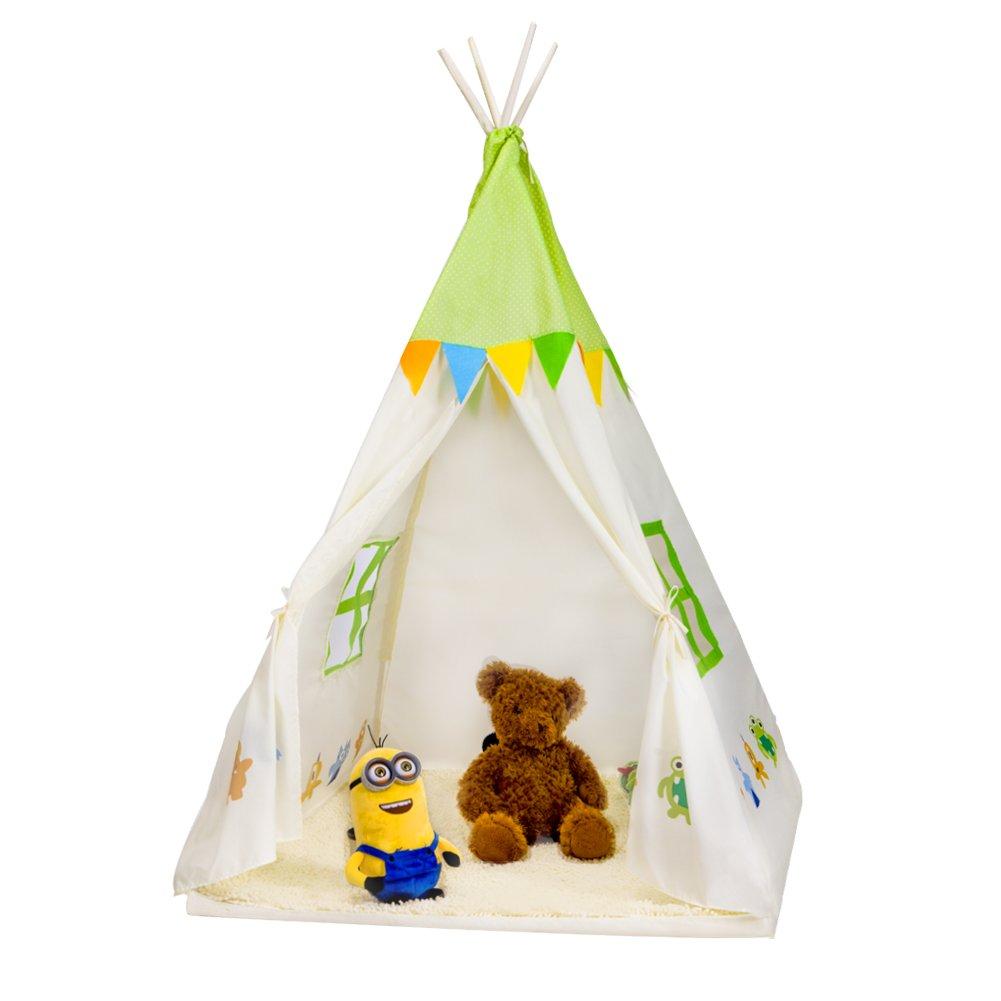 Kids Teepee Kids Play Tent Indian Teepee Childrenu0027s Play House Tipi Wigwam Kids Room Decor for ...  sc 1 st  Nesting Dolls Kids & Kids Teepee Kids Play Tent Indian Teepee Childrenu0027s Play House ...
