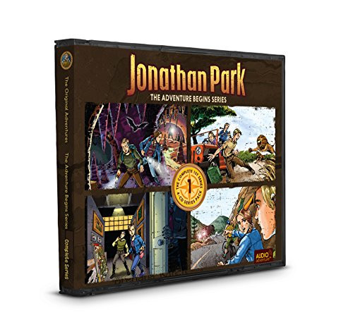 Jonathan Park: The Adventure Begins - Complete Series