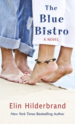 book cover of The Blue Bistro