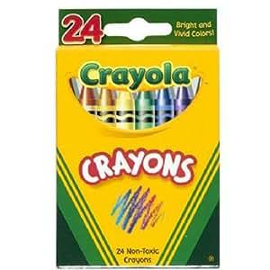 Crayola 24 Crayons