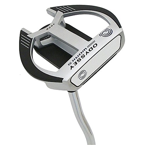 ODYSSEY WORKS 2B FANG LINED SS PUTTER 35 LENGTH RIGHT HANDED by Callaway