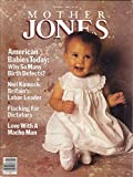 img - for Mother Jones Magazine (January 1985) book / textbook / text book