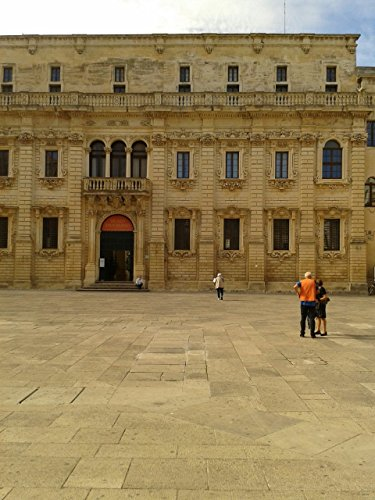 Download PDF Eight Months in Lecce