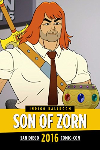 Son of Zorn: Return of the Drinking Buddy / Season: 1 / Episode: 8 (1AYA06) (2016) (Television Episode)