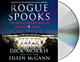 img - for Rogue Spooks: The Intelligence War on Donald Trump book / textbook / text book