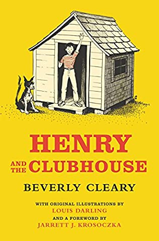 book cover of Henry and the Clubhouse