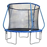 YONGCUN Trampoline with Enclosure Size 10Feet Outdoor Trampoline