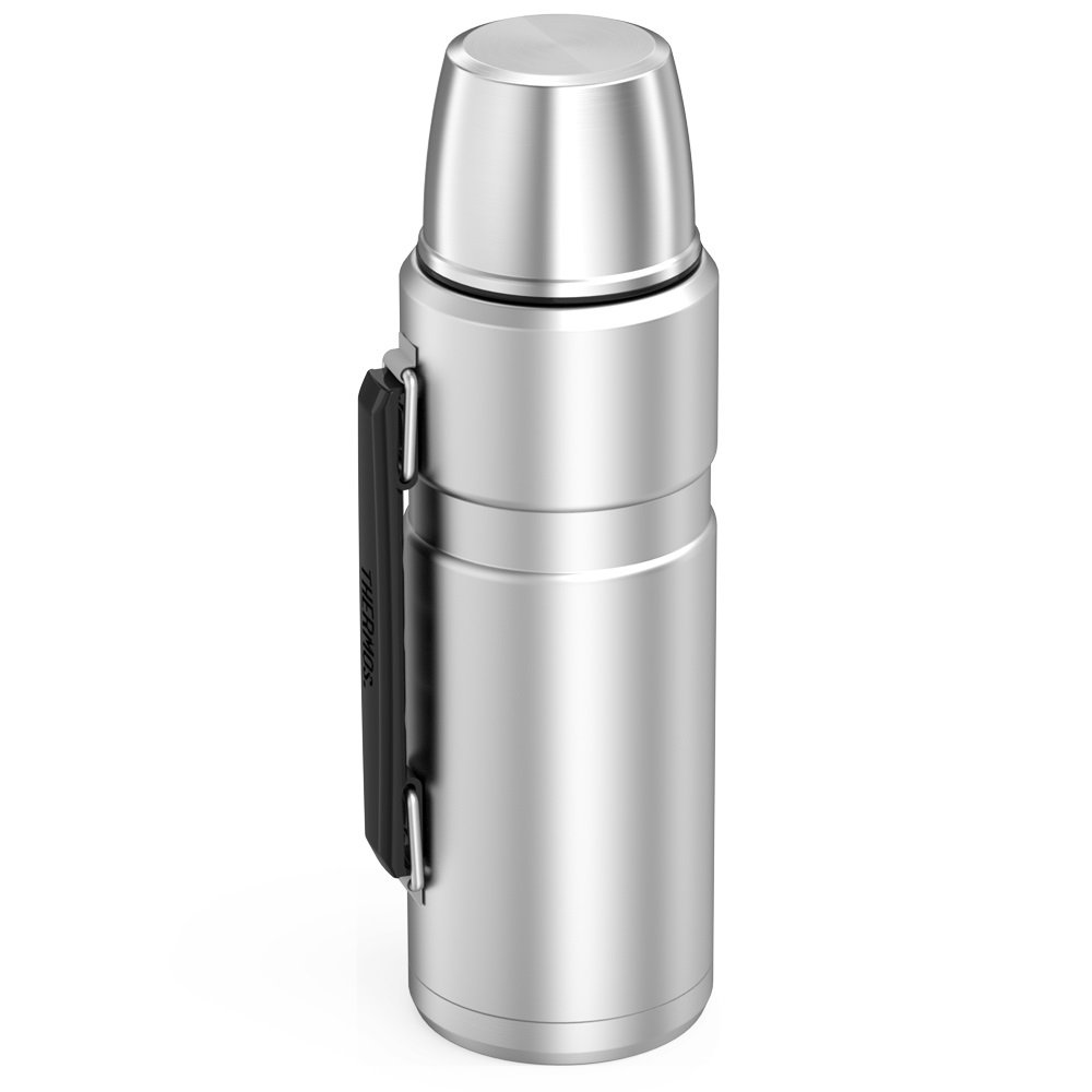 Thermos Stainless King 40 Ounce Beverage Bottle, Stainless Steel by Thermos (Image #3)