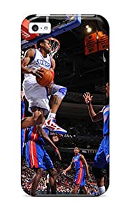 philadelphia 76ers nba basketball (25) NBA Sports & Colleges colorful iPhone 5c cases 4205930K663147079