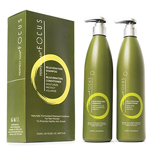 Natural Shampoo and - Free Coconut, Oil Formula Hair - Pump 13.5 ounce