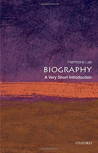 Biography: A Very Short Introduction by imusti