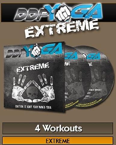 Diamond Dallas Page DDP Yoga Extreme Dvd