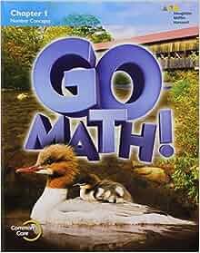 GO Math!: Multi-Volume Student Edition Bundle Grade 2 2015 ...
