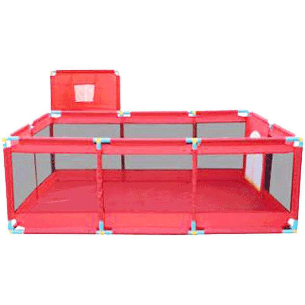見事な創造力 ベビーサークル ポータブルベビープレイペン - 室内子供の赤いゲームのフェンス、新しいスタイルの安全なプレイヤード、簡単に組み立てて (サイズ さいず、ホームプレイグラウンドを分解する (サイズ Style さいず : Style 4) Style 4 B07JVJ19JT, トネマチ:6f6f77cf --- a0267596.xsph.ru